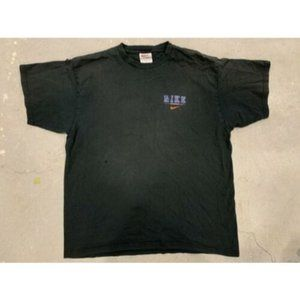 Nike Classic Black Double Sided Athletic Shirt L